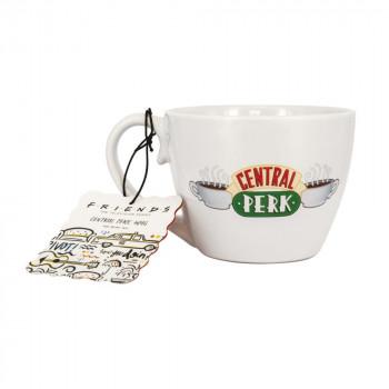 Central Perk Cappuccino Mug
