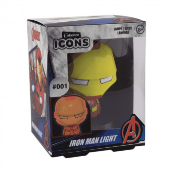 Iron Man Icon Light BDP