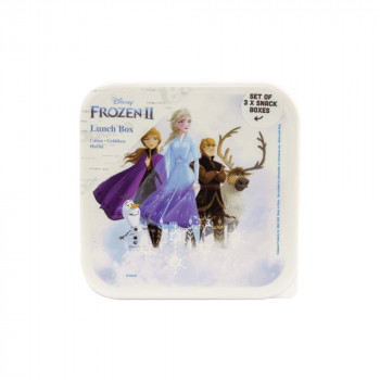 Frozen 2 Snack Boxes