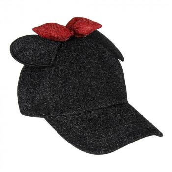 Kšiltovka Minnie Mouse s 3D detaily