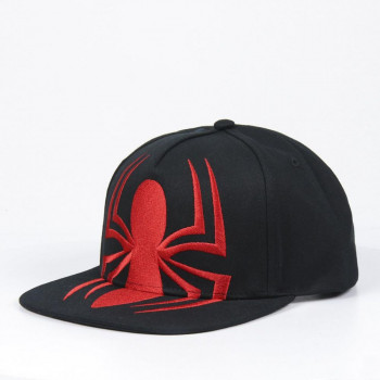 Snapback Spiderman Red