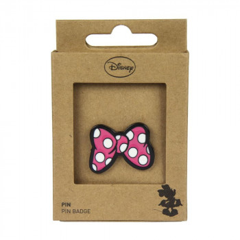 Připínáček Minnie Mouse Bow