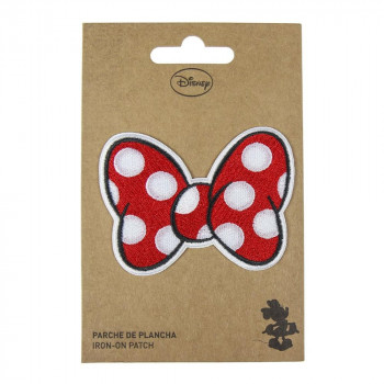 Nášivka Minnie Mouse Bow