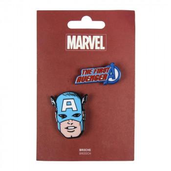 Sada připínáčků Captain America