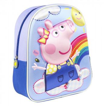 Dětský batoh 3D Peppa Pig