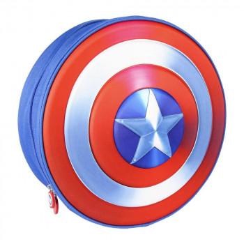 Dětský batoh 3D Captain America Premium