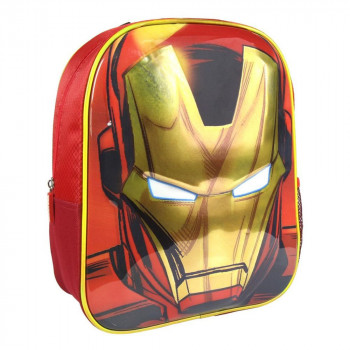Dětský batoh 3D Avengers Iron Man Premium