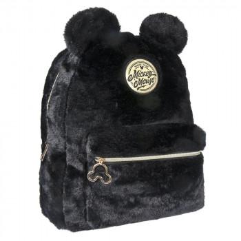 Plyšový batoh Mickey Black