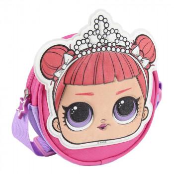 Dětská kabelka L.O.L. (LOL) 3D Violet