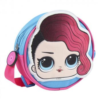 Dětská kabelka L.O.L. (LOL) 3D Blue