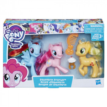 Hasbro My Little Pony Sada 3 poníků