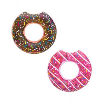 Nafukovací kruh donut 107 cm, 2 druhy