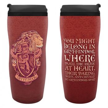 ABYstyle Cestovní hrnek Harry Potter Gryffindor 355 ml