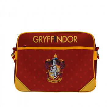 Harry Potter - taška přes rameno s potiskem Nebelvír - Vinyl