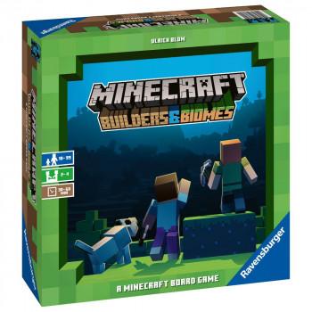 Minecraft Ravensburger Hra