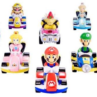 Hot Wheels Mario Kart Angličák