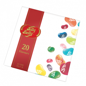 Jelly Belly Gift Box 20 Chutí 250g