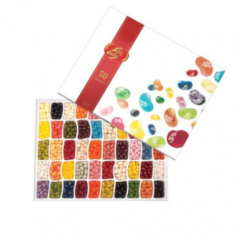 Jelly Belly Gift Box 50 Chutí 600g