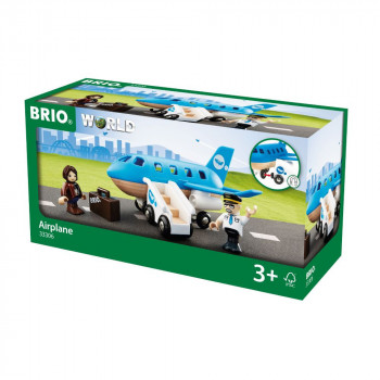 Brio WORLD 33306 Letadlo