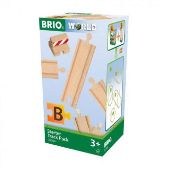 BRIO Kolejnice Starter Pack B 33394