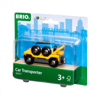 Brio 33577 Přívěs na přepravu aut