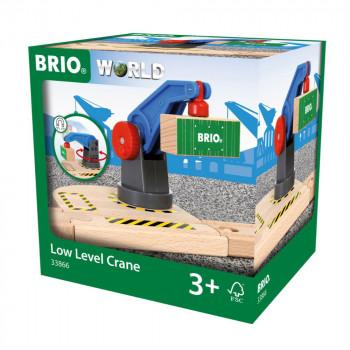 Brio Nízkoúrovňový jeřáb