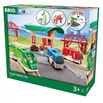 Brio Autobusové nádraží, sada