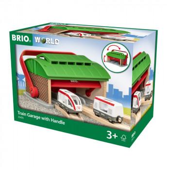 Brio 33474 Přenosné vlakové depo