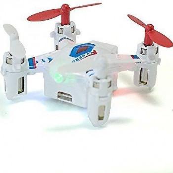 Micro Quadcopter V2 - bílý