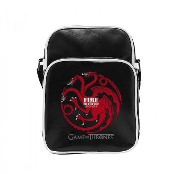 Hra o Trůny - Messenger Bag Targaryen - Vinyl, malý