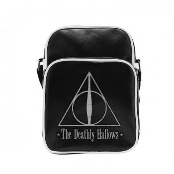 HARRY POTTER - Messenger Bag Hallows - Vinyl Small Size - Ho