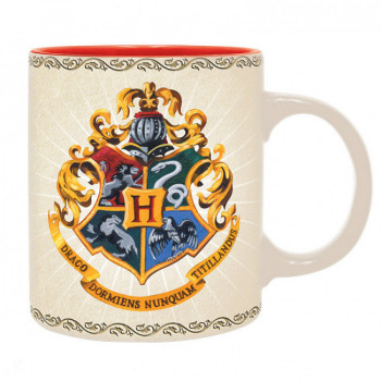 Harry Potter - Hrnek - 320 ml - Bradavice 4 Houses