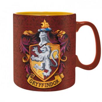 Harry Potter - Hrnek - 460 ml - Nebelvír