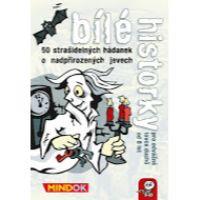 Černé historky: Bílé historky karetní hra