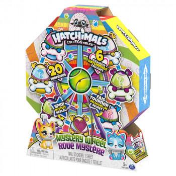 Spin Master Hatchimals kolo plné překvapení zelený míček