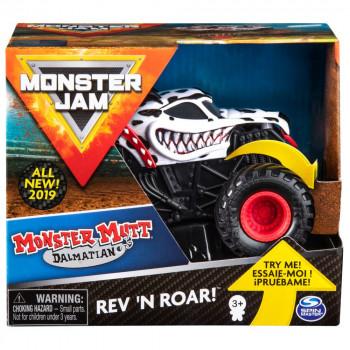 Monster Jam Auta se zvuky 1:43 Grave Digger