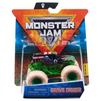 SPIN MASTER Monster Jam Auto terénní off-road velká kola set