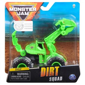 Monster Jam stavební stroje válečníků