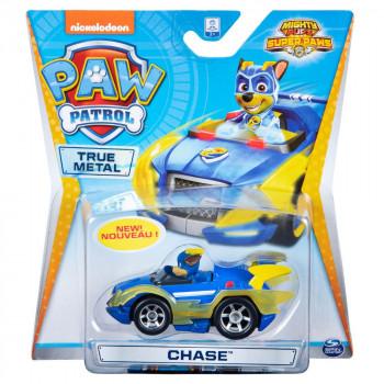 Spin Master Paw Patrol kovová autíčka super hrdinů