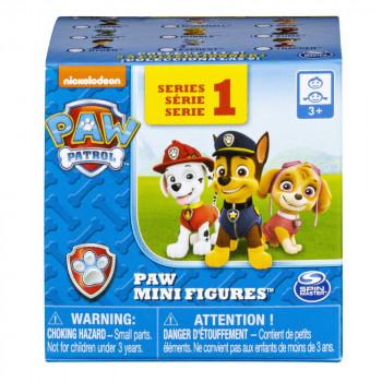 Spin Master Paw Patrol Mini figurky v krabičce Serie 1