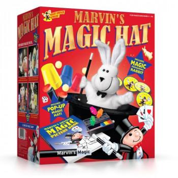 Sada kouzelníckého klobouku od MARVIN'S MAGIC