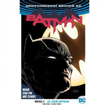 Batman 1: Já jsem Gotham