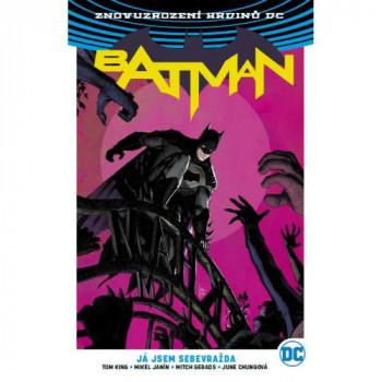 Batman 2: Já jsem sebevražda