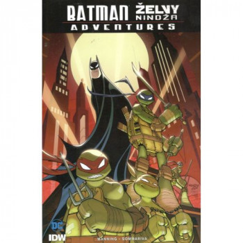 Batman/Želvy nindža adventures