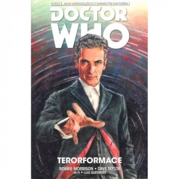 Doctor Who 12: Terorformace