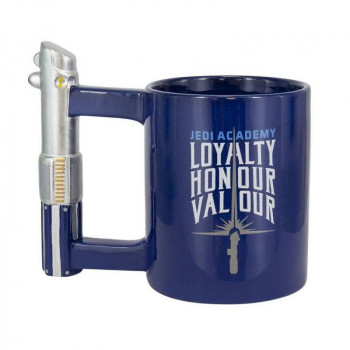 Jedi Academy Shaped Mug