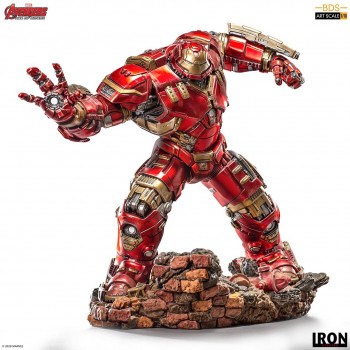 Iron Studios Avengers Age of Ultron BDS Art Scale Hulkbuster