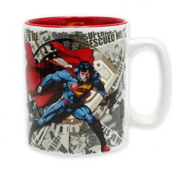 DC COMICS - Hrnek - 460 ml - Superman