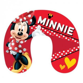 Cestovní poštář Minnie red