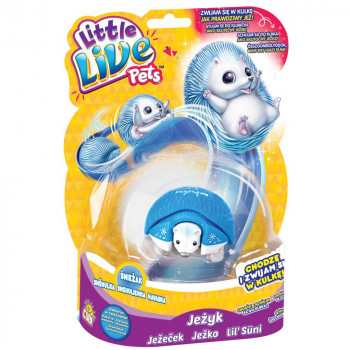 LITTLE LIVE PETS /28334/ JEŻYK